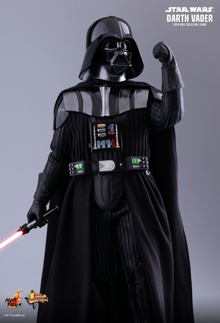 Hot Toys Star Wars The Empire Strikes Back Darth Vader