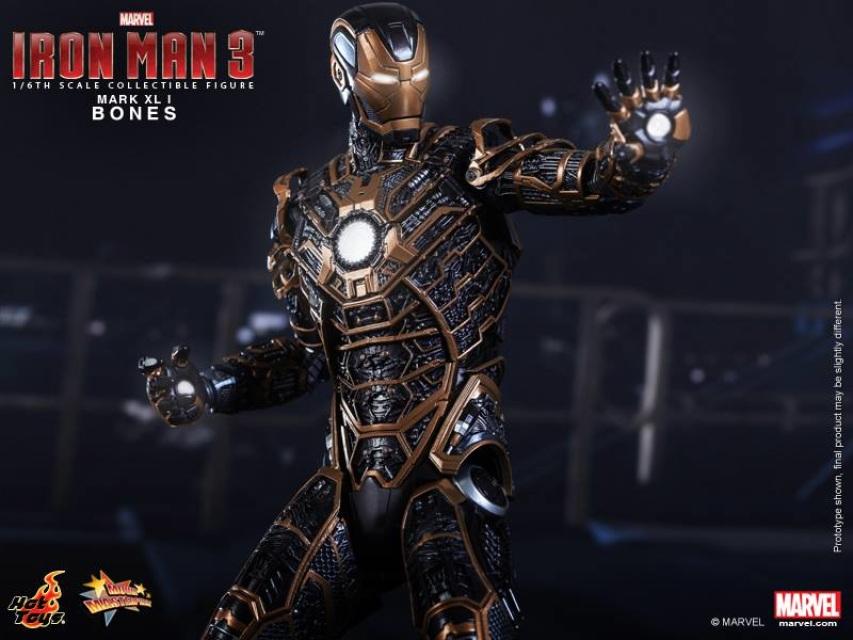 Hot Toys MMS251: Iron ...