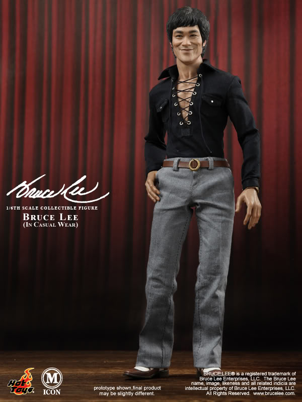 3215854df5f Hot Toys MIS12  Bruce Lee (In Casual Wear)