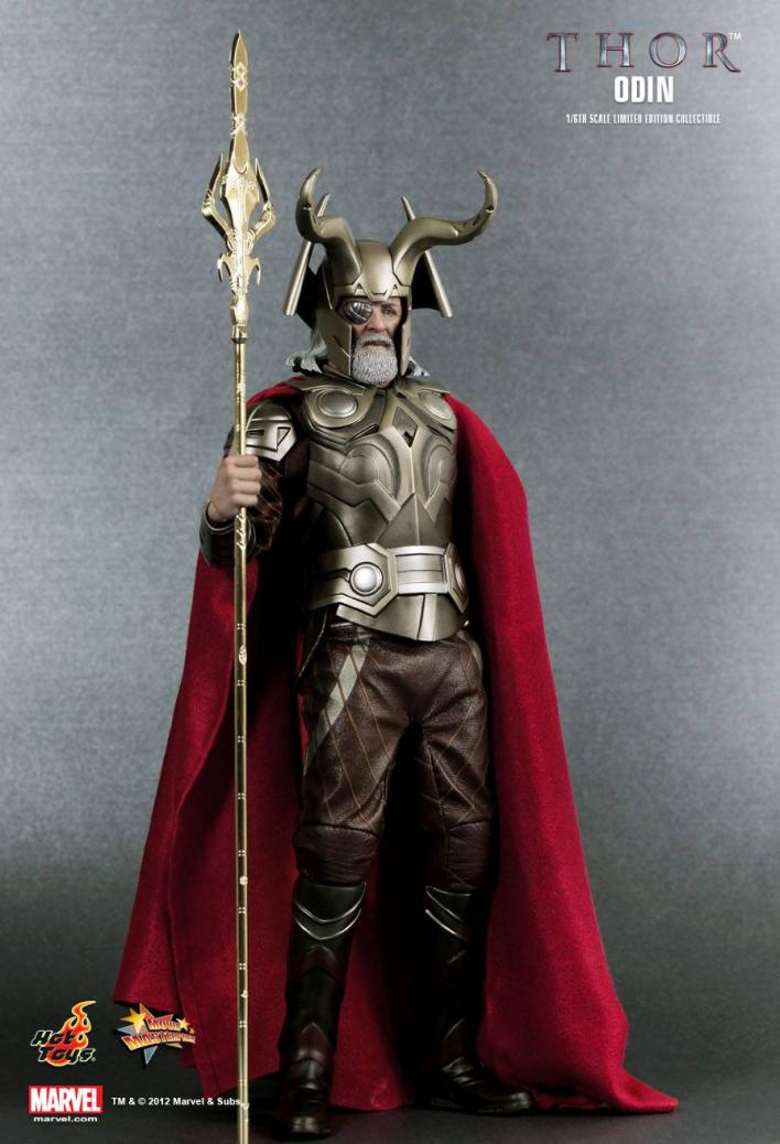 hot toys mms148 thor odin