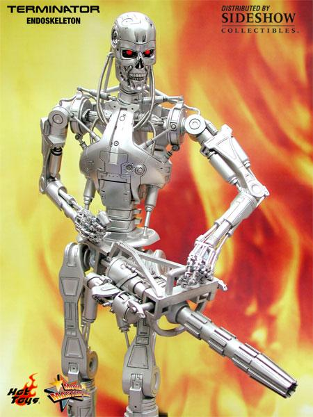 Hot Toys MMS33: Terminator 2 - T-800 Indestructible ...