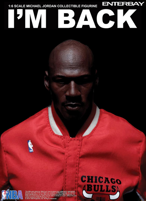I M A Girl 5 Most Famous Teen Celebrities: Michael Jordan I'm Back Red 45