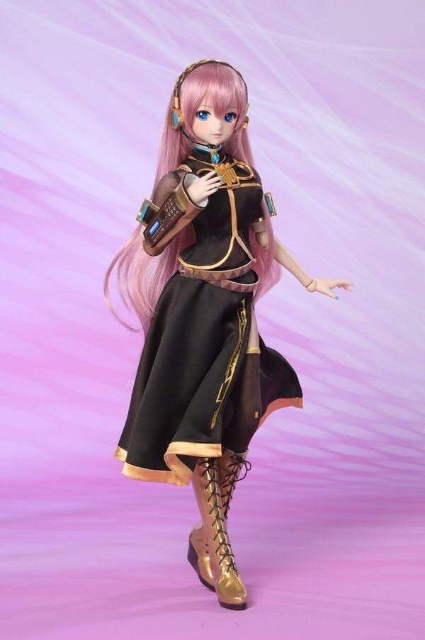Volks Dollfie Dream Megurine Luka