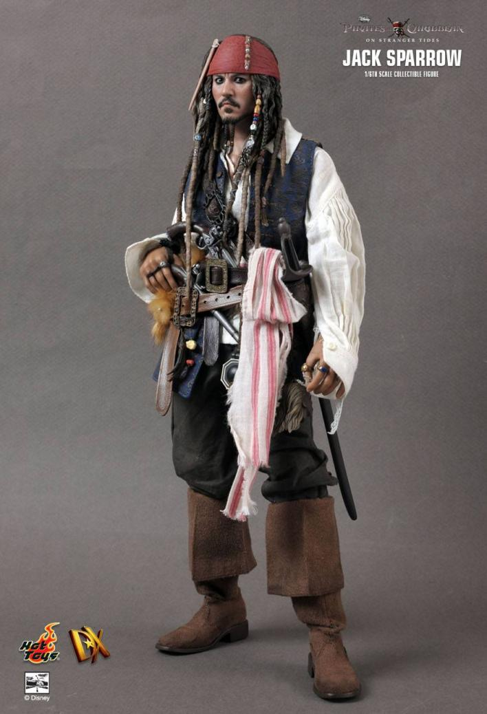 Hot Toys: Pirates of the Caribbean On Stranger Tides ...
